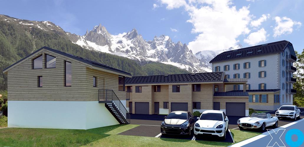 Réhabilitation d'un ancien Hôtel en 10 logements et 4 logements neufs