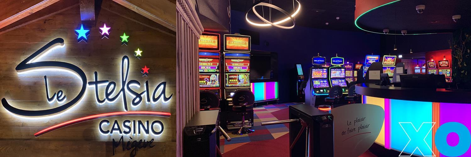 2. Réalisation du Casino Stelsia Megève