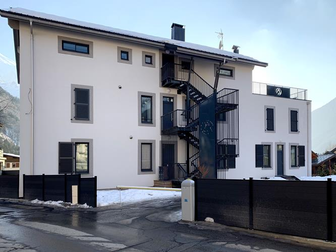 4. Réhabilitation d'un ancien centre de vacances en logements collectifs